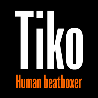 logo Tiko Human BeatBoxer, Tiko Human BeatBoxer